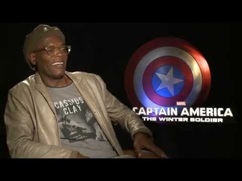Marvel's Captain America: The Winter Soldier - Samuel L. Jackson on Nick Fury
