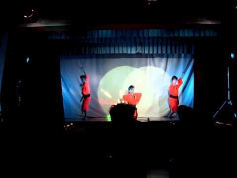藤間劇団in岡山公演 2010.10.11昼の部① 3554.AVI