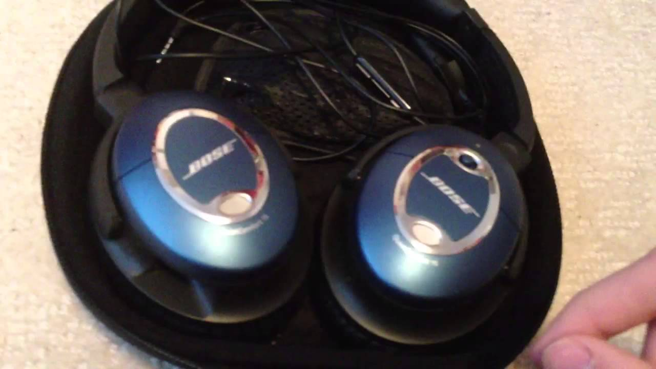 Bose Headphones Limited Edition Blue Limited Edition Blue Bose