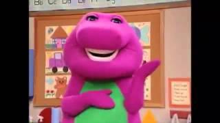 Watch Barney Barney Song video
