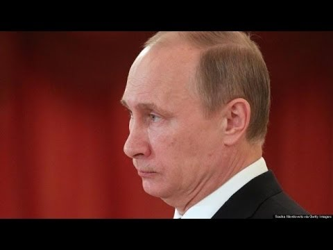 Putin: 'Gays Must Leave Children In Peace'