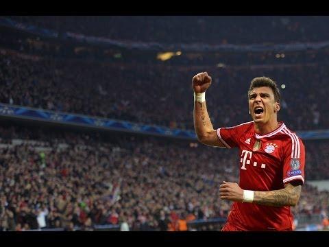 FC Bayern 3 - 1 Manchester United