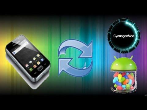 Instalar Jelly Bean 4.2.1 Para Galaxy Ace S5830L [CyanogenMod 10.1]