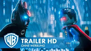 THE LEGO BATMAN MOVIE - Trailer #6 Deutsch HD German 2017