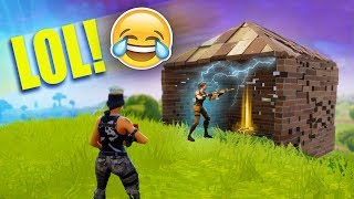 HILARIOUS TRAP TROLLING! | Fortnite Battle Royale Funny Moments