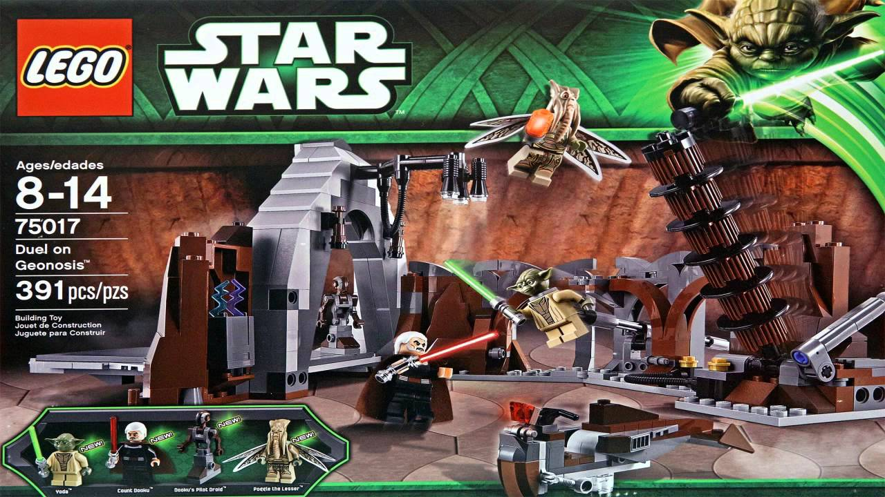 hd neue lego star wars sets august 2013 deutsch new. Black Bedroom Furniture Sets. Home Design Ideas