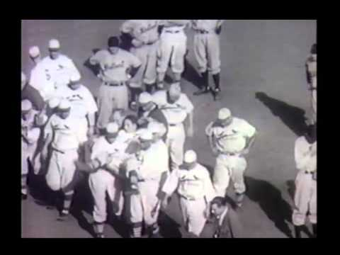 Dizzy Dean highlight video