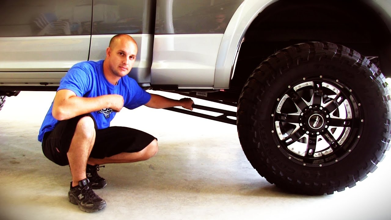 Installation of BDS Traction bar kit on our 2012 Ram 3500 ...