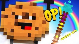 *ELECTRICOBLOB WIZARDRY MOD*THE MOST DPS EVER  MINECRAFT COOKIE CAMP!   JeromeASF