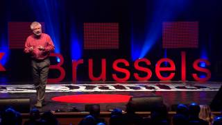 Pregnancy taboos -- from fear to knowledge: Lode Dewulf at TEDxBrussels