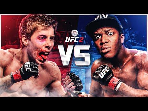 UFC 2 | KSI VS CALFREEZY