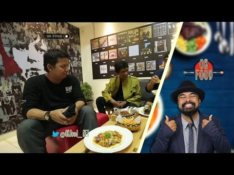 download lagu OK FOOD Episode 10 - Spinach Melt Down, Volcano Tender Steak, Spicy Tofu gratis