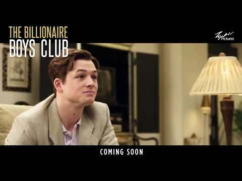 Billionaire Boys Club (2018) Taron Egerton, Emma Roberts - Trailer [HD]