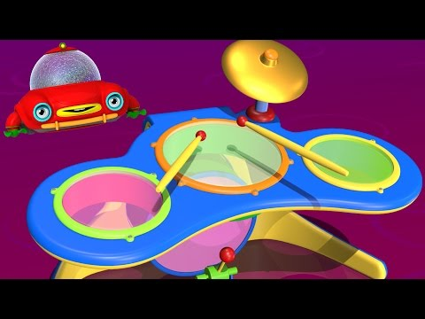 TuTiTu (ТуТиТу) Игрушки | Барабаны