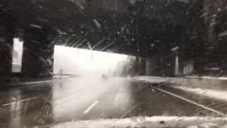 Toyota Corolla diesel AWD snow 4