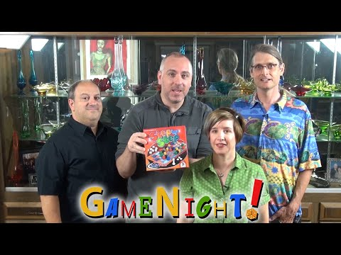 GameNight! Episode 3 - Step by Step