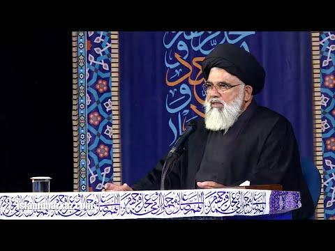 Shaheed Qasim Sulemani ki Shahadat ke Dunya pr Asaraat   Ustad e Mohtaram Syed Jawad Naqvi