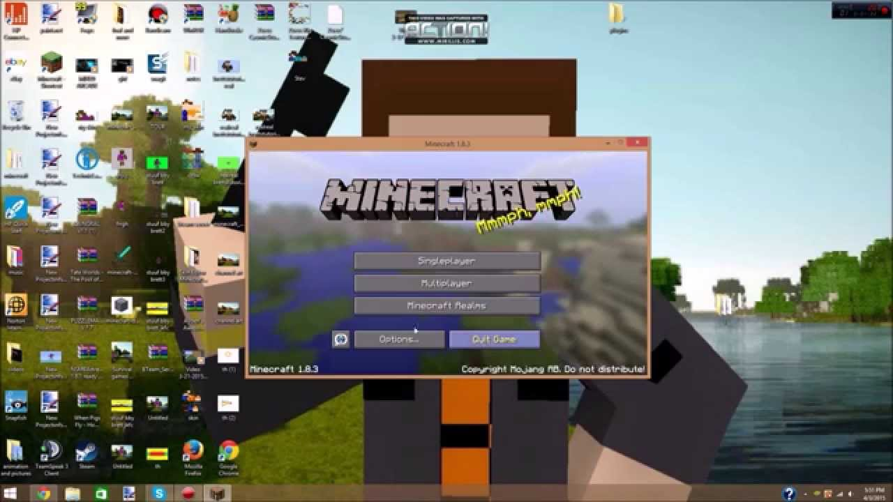 Minecraft Skin Layers a Double Layered Minecraft
