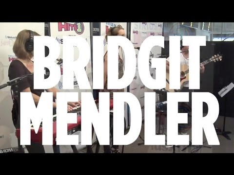 Bridgit Mendler Locked Out Of Heaven // SiriusXM // Hits1