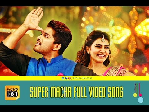 Full Video Song ᴴᴰ - S/o.SathyaMurthy Malayalam (2015) | AlluArjun ...