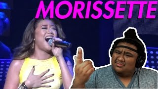 Morissette Amon - Chandelier by Sia [MUSIC REACTION]