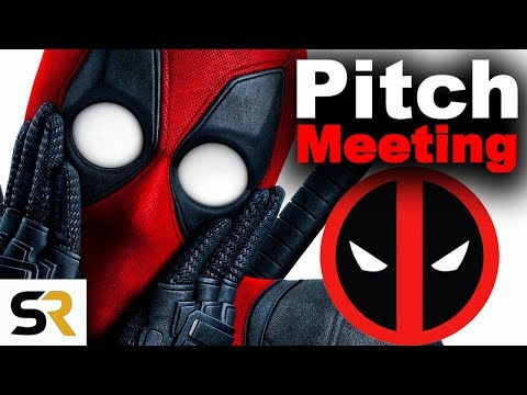 Deadpool Pitch Meeting