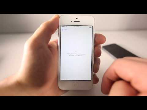 How To Bypass iOS 8.2 iCloud Activation Lock Screen on iOS 8 / 8.1.3 New