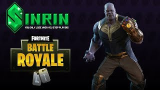 BRING ME THANOS | Fortnite: Battle Royale