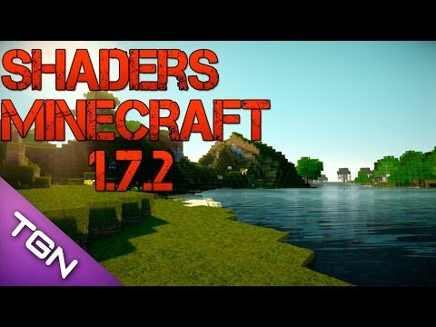 Como descarga e instalar shaders en minecraft 1.7.2 español | Tutorial