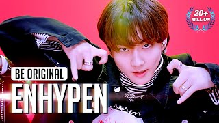 Download lagu [BE ORIGINAL] ENHYPEN 'Drunk-Dazed' (4K)
