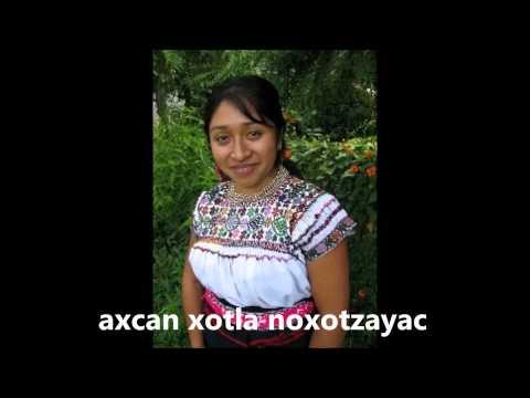"""CANCION EN NAHUATL """"ZAN TZILINQUI, ZAN TZOPELIC"""" (MELODIOSA ES TU PALABRA).mp4"""
