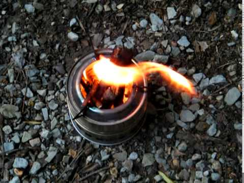 Wood Gas Stove Review: Great For Camping. Bushcraft And Survival