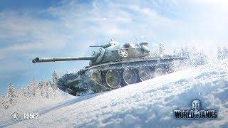 World Of Tanks (ТАНКИ) T95E2 - халявная Америка, Тащим потихоньку 5 обновлений спустя!)
