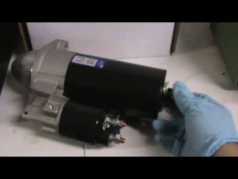 BMW Starter Motor Replacement