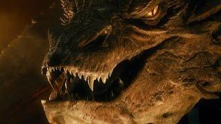 The Hobbit: 2 | The Dragon Awakens Scene | HD | Subtitles