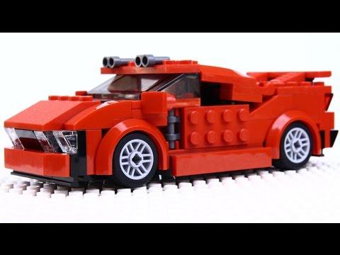 Lego Sports Car MOC