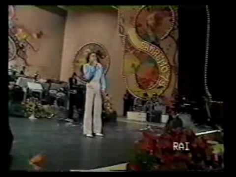 mino vergnaghi amare festival di sanremo 1979 youtube