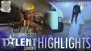 Pilipnas Got Talent: Vice, hinabol ni Mary Grace hanggang sa kanyang pag uwi