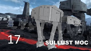 Lego Star Wars Battlefront Sullust MOC: Update 17