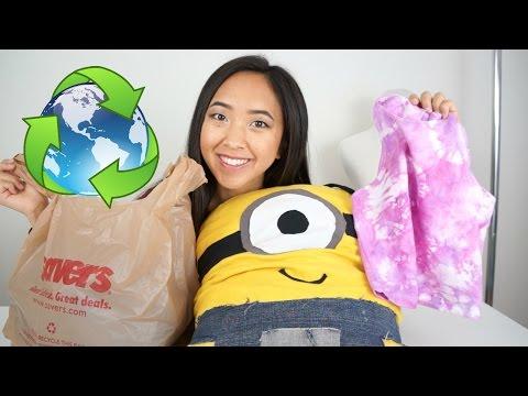8 Ways To Recycle Textiles!