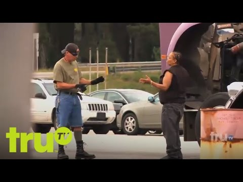 Lizard Lick Towing - Big Rig Drivers Taken By Surprise
