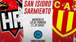 Сан Исидро : Сармиенто