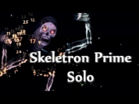 Как сделать призывалку скелетрона