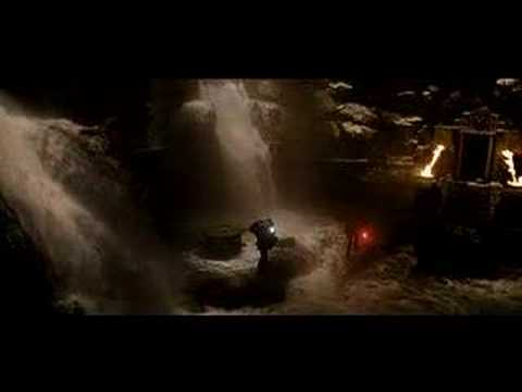 National Treasure Book of Secrets clip Water Wheel