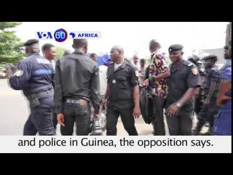 John Kerry Makes Historic Trip to Somalia VOA60 Africa 05-05-2015