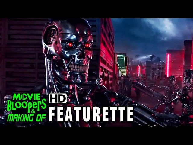 Terminator Genisys (2015) Featurette - James Cameron