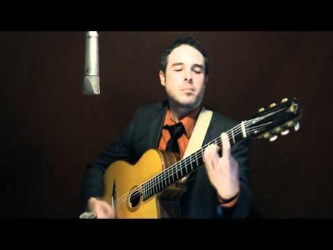 Luke Hill - Sway - Solo Acoustic Swing Guitar / Gypsy Jazz