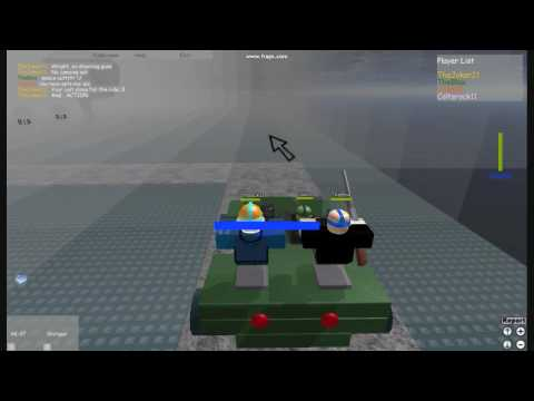 Roblox - The Zombie Apocalypse
