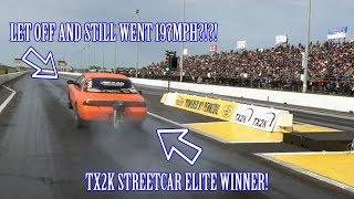 Texas Speed Running 7s At TX2K19!