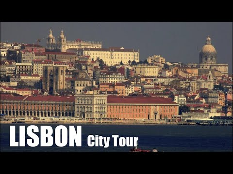 Lisbon Travel Guide, Visita a Lisboa. Portugal